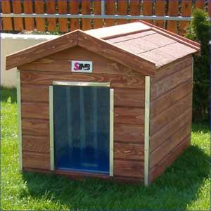 Fűthető kutyaház házilag